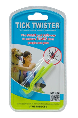 Tick Twister Tick Remover Set with Small and Large Tick Twister 1 pack, 3 pack, dog, grooming, health, kit, removal, tick, tick twister Pets Go Here, petsgohere