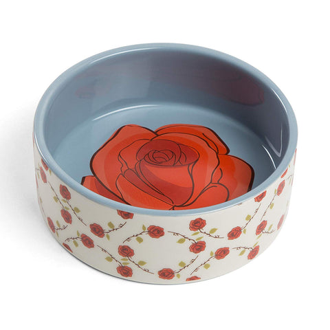 Disney Ceramic Food and Water Pet Bowl