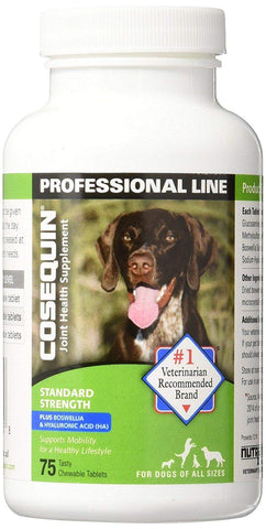 Cosequin Professional Strength Hip and Joint Chewables 75 Count