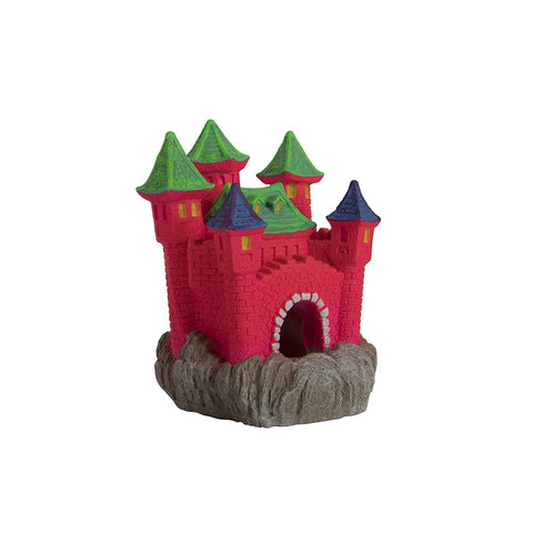 GloFish Castle Ornament