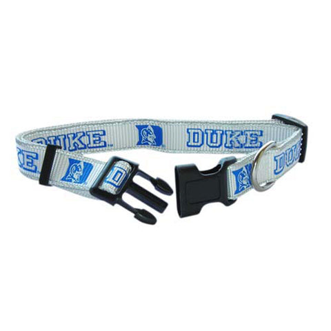 Duke University Blue Devils Dog Collar-DOG-Pets First-MEDIUM-Pets Go Here