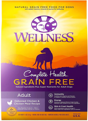 Wellness Com Grain Free