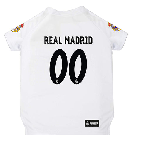 MLS Real Madrid Soccer Jersey for Pets