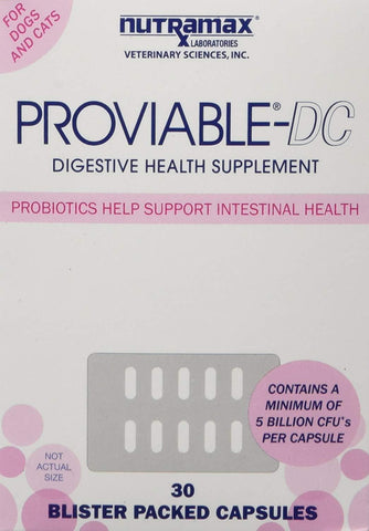 Proviable DC for Cats and Dogs 30 Pack