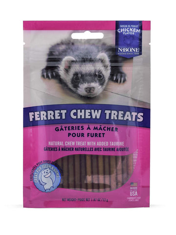 N-Bone Ferret Chew Treat chicken, ferret, ferret treat Pets Go Here, petsgohere