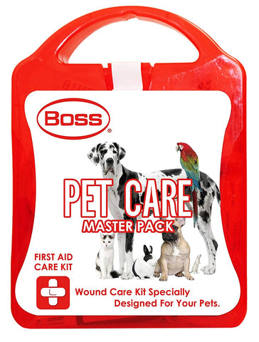 Boss Pet Products Pet First Aid Kit