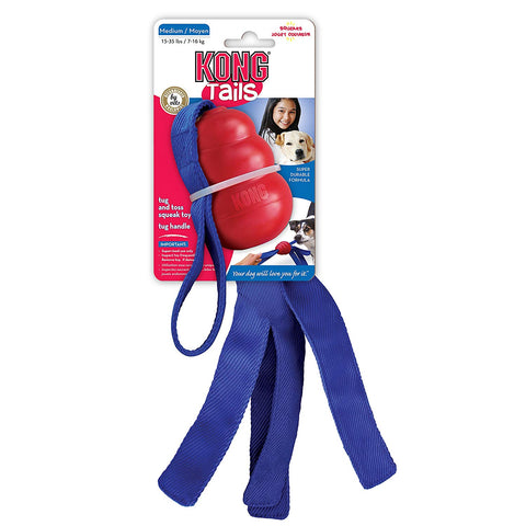 Kong Tails Dog Toy dog, dog toy, interactive, kong, toy Pets Go Here, petsgohere