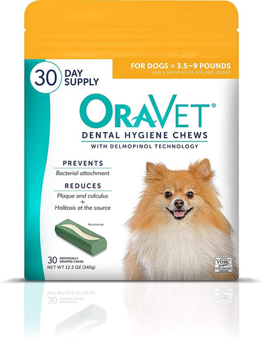 Oravet Dental Chews