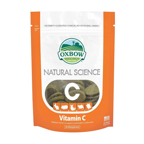 Oxbow Natural Science Vitamin C Supplements