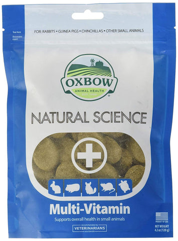 Oxbow Natural Science MultiVitamin Supplement