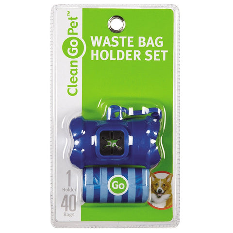Clearquest Bone Shape Waste Bag Holder Assorted