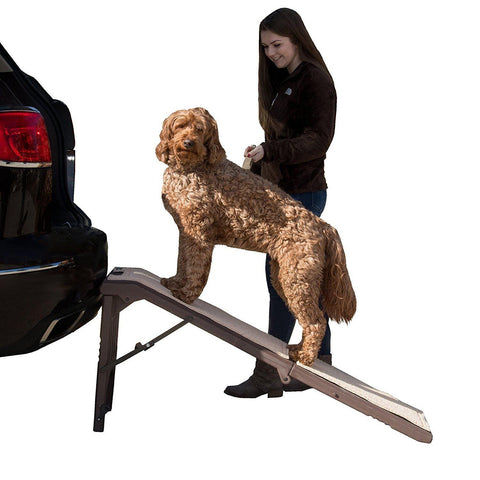 Pet Gear Pet Ramp Free Standing-DOG-Pet Gear-Pets Go Here furniture, pet gear, ramp Pets Go Here, petsgohere