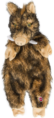 ET Furzz Dog Toy Boar