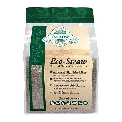 Oxbow EcoStraw Litter