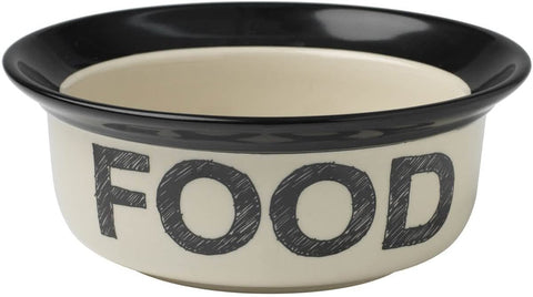 PetRageous Pooch Basics Bowls Food