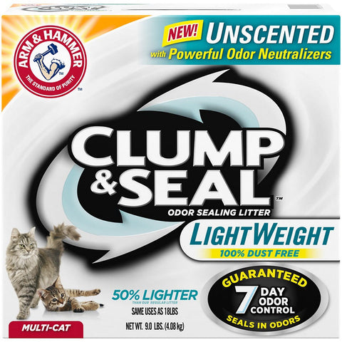 Arm & Hammer Clump & Seal Litter Lightweight Scented