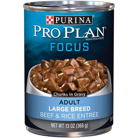 Purina Pro Plan Dog Food Canned
