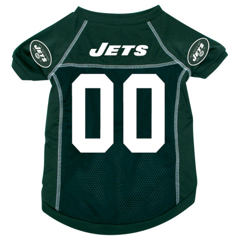 New York Jets Dog Jersey-DOG-Hunter-SMALL-Pets Go Here
