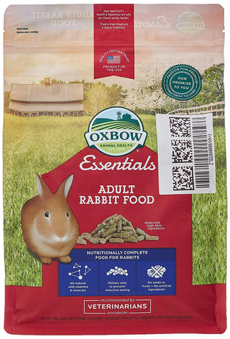 Oxbow Bunny Basics Essentials Adult Rabbit Pet Food