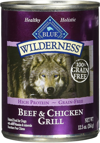 Blue Wilderness Adult Recipe Dog Food