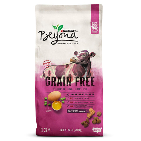 Purina Beyond Grain Free Dog Food