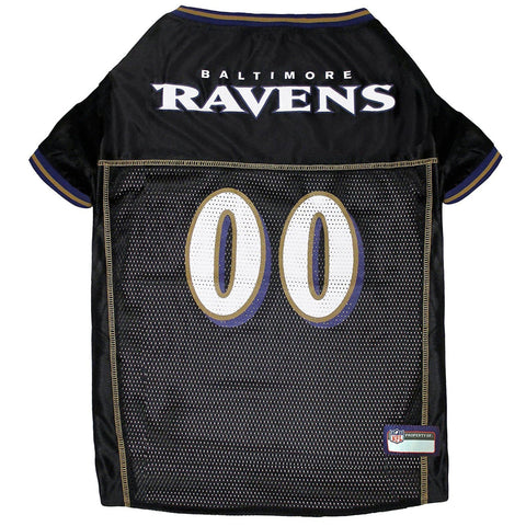 Baltimore Ravens Dog Jersey NFL-DOG-Pets First-LARGE-Pets Go Here