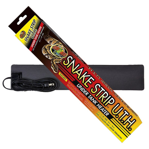 Zoo Med Snake Strip Black RH-11 UTH