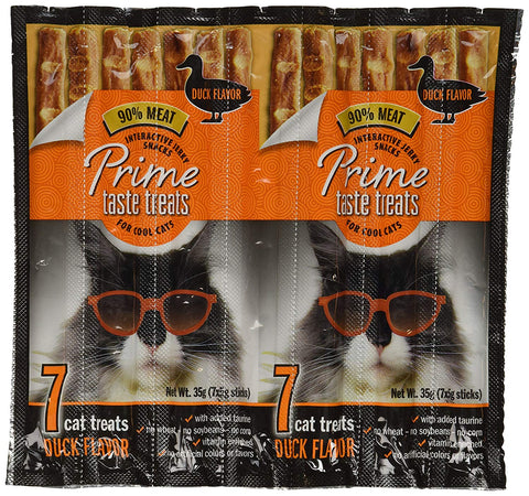 Prime Taste Jerky Cat Treats