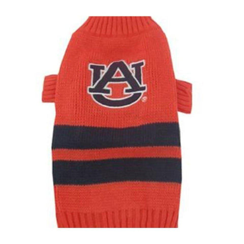 Auburn Dog Sweater-DOG-Pets First-LARGE-Pets Go Here l, m, ncaa, ncaa sweater, pets first, s, test, xl, xs Pets Go Here, petsgohere