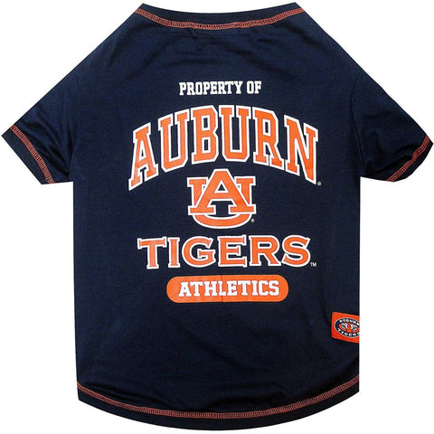 Auburn Dog Shirt-DOG-Pets First-LARGE-Pets Go Here