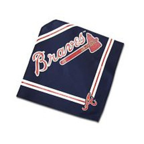 Atlanta Braves Dog Bandana SM-DOG-Sporty K9-SMALL-Pets Go Here