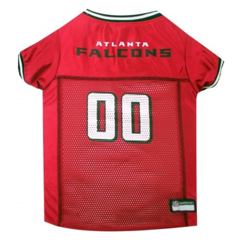 NFL Atlanta Falcons Dog Jersey RED jersey, l, m, nfl, pets first, s, sports, sports jersey, xl, xs Pets Go Here, petsgohere