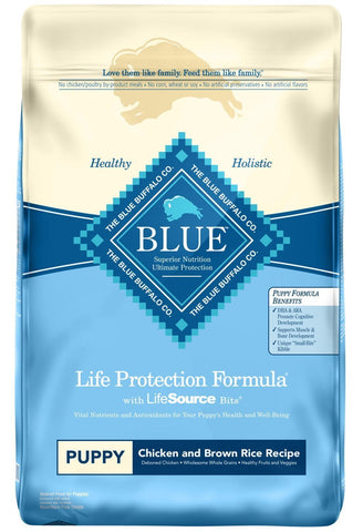 Blue Buffalo Life Protection Formula Natural Dry Dog Food beef, beef and rice, blue buffalo, chicken, dog food, dry dog food, dry food, rice Pets Go Here, petsgohere