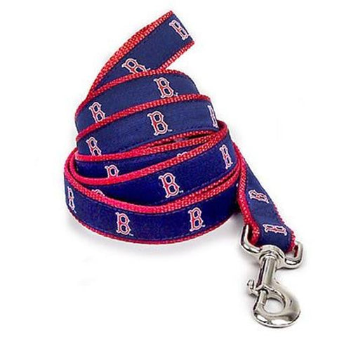 MLB Boston Red Sox Dog Leash S/M