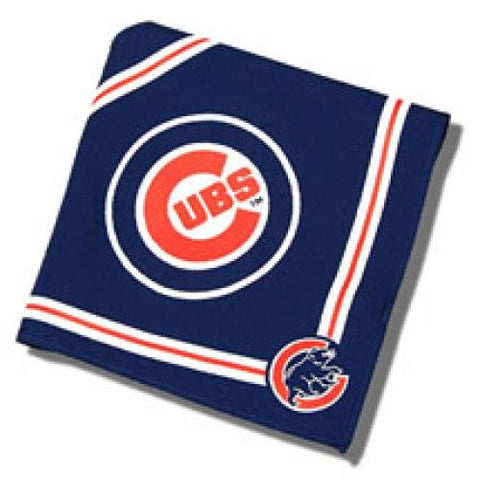 MLB Chicago Cubs Dog Bandana S