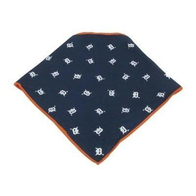 MLB Detroit Tigers Dog Bandana M/L
