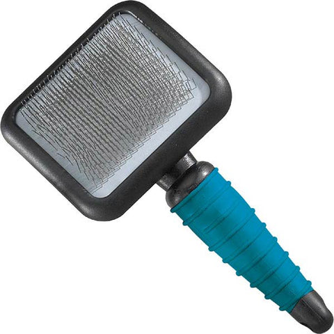 Master Grooming Tools Ergonomic Slicker Brush-CAT-Pets Go Here-MEDIUM-Pets Go Here