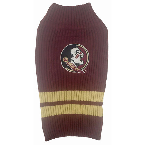 Florida State Dog Sweater-DOG-Pets First-X-SMALL-Pets Go Here