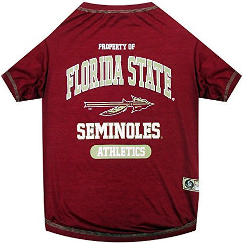 Florida State Dog Shirt-DOG-Pets First-LARGE-Pets Go Here