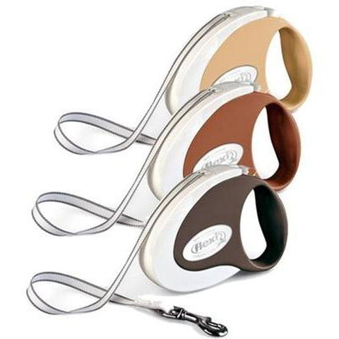 Flexi Coffee Collection Retractable Leash-DOG-Flexi-SMALL-CARAMEL-Pets Go Here caramel, espresso, flexi, l, leash, m, m/l, retractable, retractable leash, s, s/m, xl, xs Pets Go Here, petsgohere