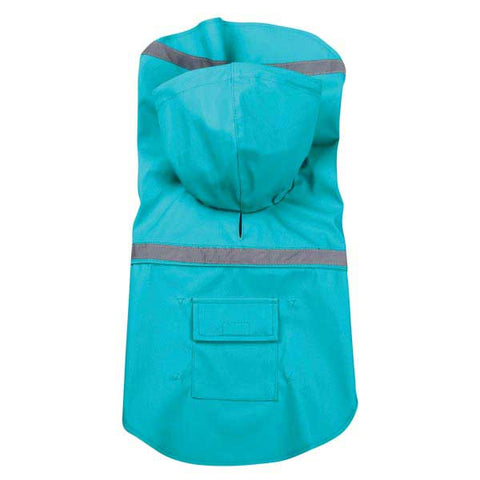 Guardian Gear Dog Raincoat Jacket w/ Reflective Stripe BLUEBIRD-DOG-Guardian Gear-XX-SMALL-Pets Go Here blue, bluebird, brite, guardian gear, jacket, l, m, rain, reflective, s, xl, xs, xxs Pets Go Here, petsgohere