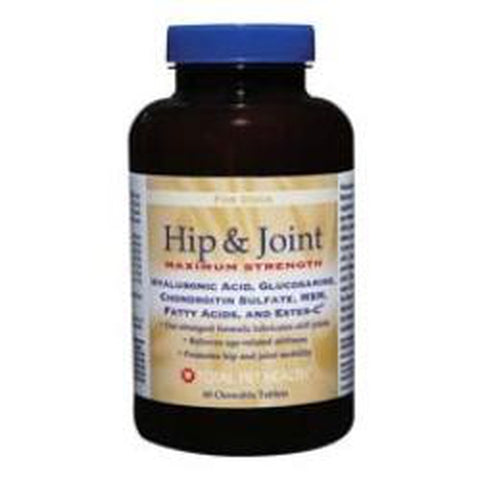 Total Pet Health Hip & Joint Maximum Strength Tablets-DOG-Total Pet Health-Pets Go Here