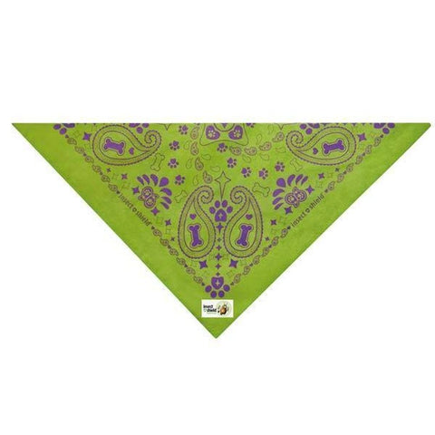 Guardian Gear Insect Shield Bandanas Green 1 Pack