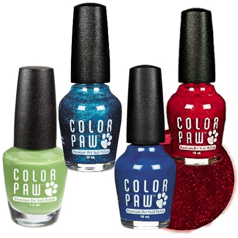 Top Performance Color Paw Dog Nail Polish