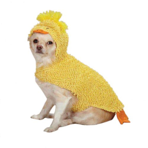 Zack and Zoey Just Ducky Dog Costume costume, duck, l, m, s, xl, xs, yellow, zack & zoey Pets Go Here, petsgohere