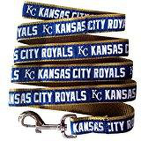 Kansas City Royals Dog Leash-DOG-Game Wear-Pets Go Here