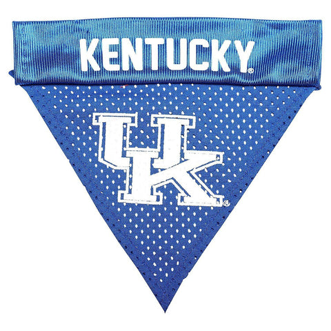 Kentucky Wildcats Bandana-CAT-Pet Goods-Pets Go Here bandana, dc, pet goods, sports, sports bandana Pets Go Here, petsgohere