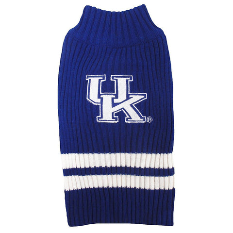 Kentucky Wildcats Dog Sweater-CAT-Pets First-LARGE-Pets Go Here l, m, ncaa, ncaa sweater, pets first, s, test, xl, xs Pets Go Here, petsgohere