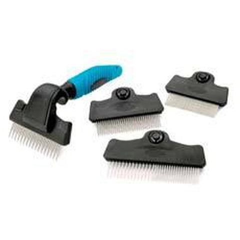 Master Grooming Tools 4-in-1 Grooming Dog and Cat Combs-CAT-Master Grooming-Pets Go Here