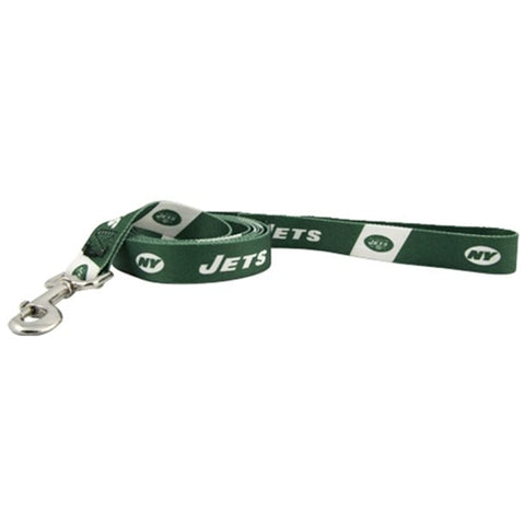 NFL New York Jets Dog Leash dog leash, nfl, sports, sports leash Pets Go Here, petsgohere